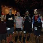 Houston Area Trail Runners at Cactus Rose